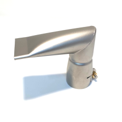 105.531 Wide slot nozzle 40mm, 90 degree angled, with clamps