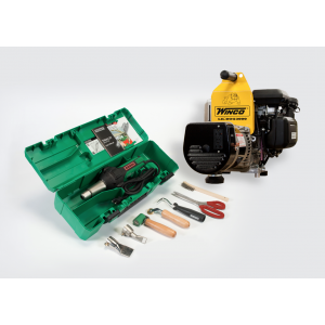 Triac ST Roofing Kit with Portable Generator