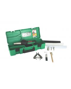 Leister Triac st plastic welding kit